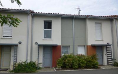 Villa T3 en Duplex – rue Luchet 31200 TOULOUSE